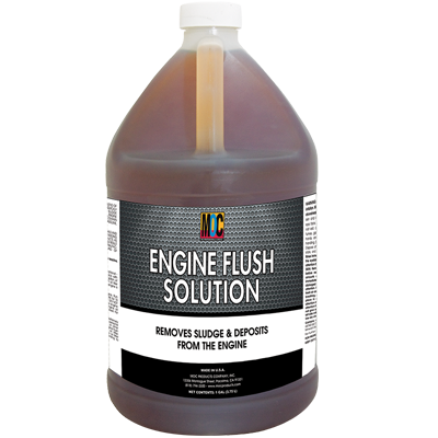 Engine Flush Solution