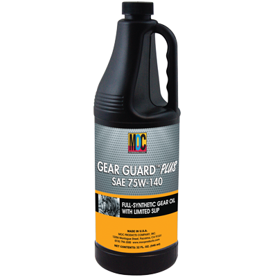 Gear Guard™ Plus SAE 75W-140