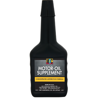 Motor-Oil Supplement
