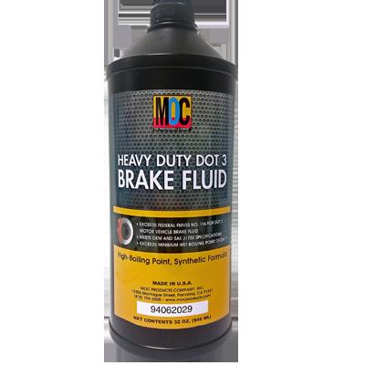 MOC Products Brake fluid
