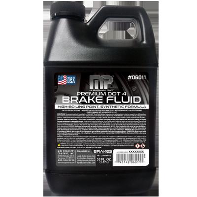 Premium DOT 4 Brake Fluid