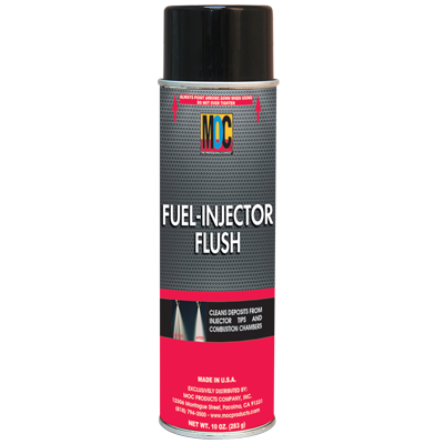 Fuel-Injector Flush