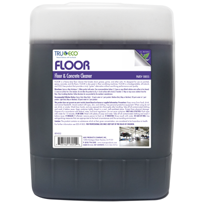 MOC Products Floor Cleaning solution