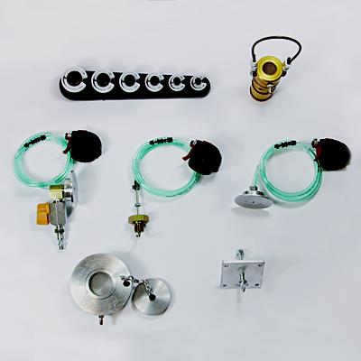 Diesel machine adapters