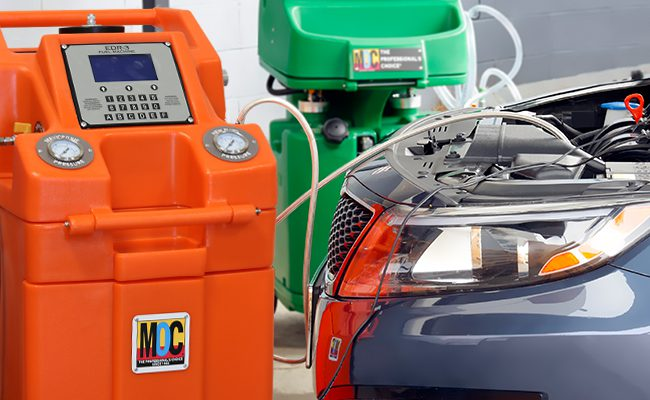 EDR-3 & Air Coolant