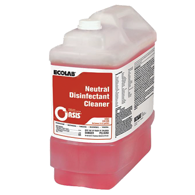 Ecolab – Neutral Disinfectant Cleaner