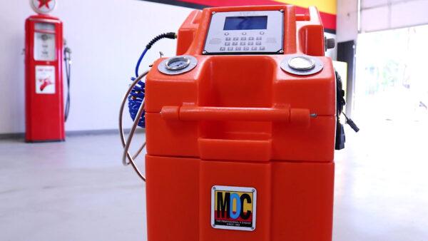 EDR-3 Fuel Induction